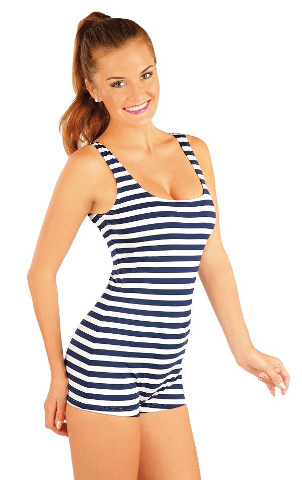 Damen Retro Badeanzug. 50501 | Badeanzüge LITEX