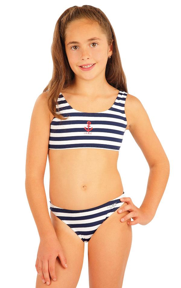 Mädchen Badetop. 50502 | Kinder Badeanzüge LITEX