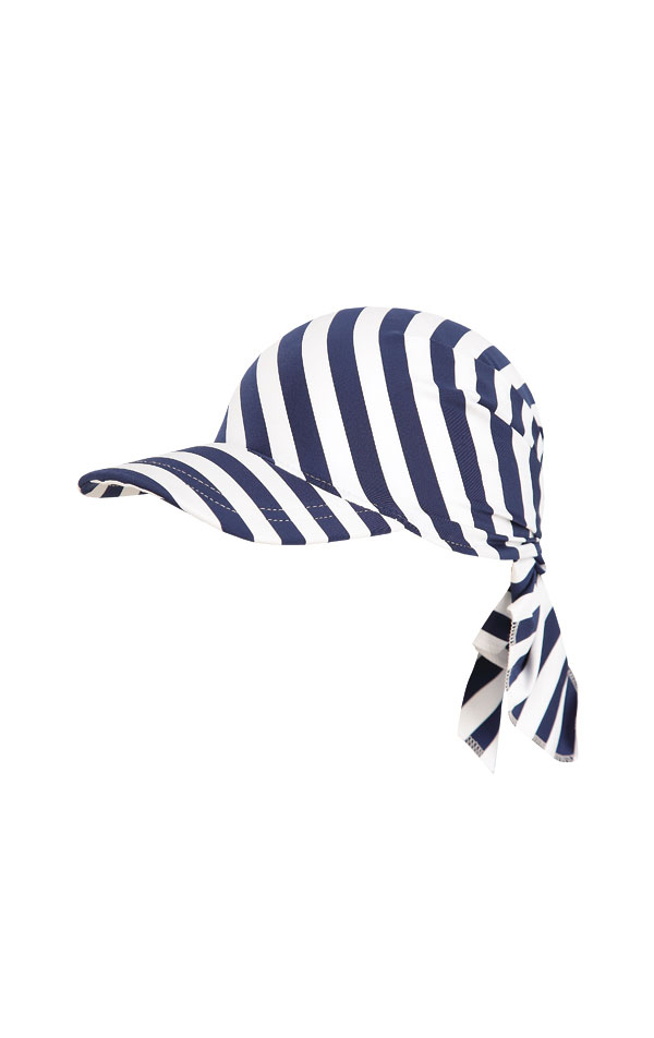 Kinder Kopftuch mit Schirm. 50512   Kinderbadeanzüge LITEX