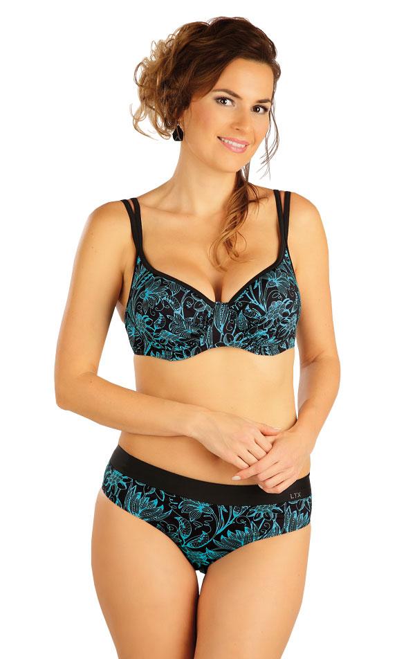 Bikini Oberteil mit Tiefen Cups. 52071 | Badeanzüge LITEX