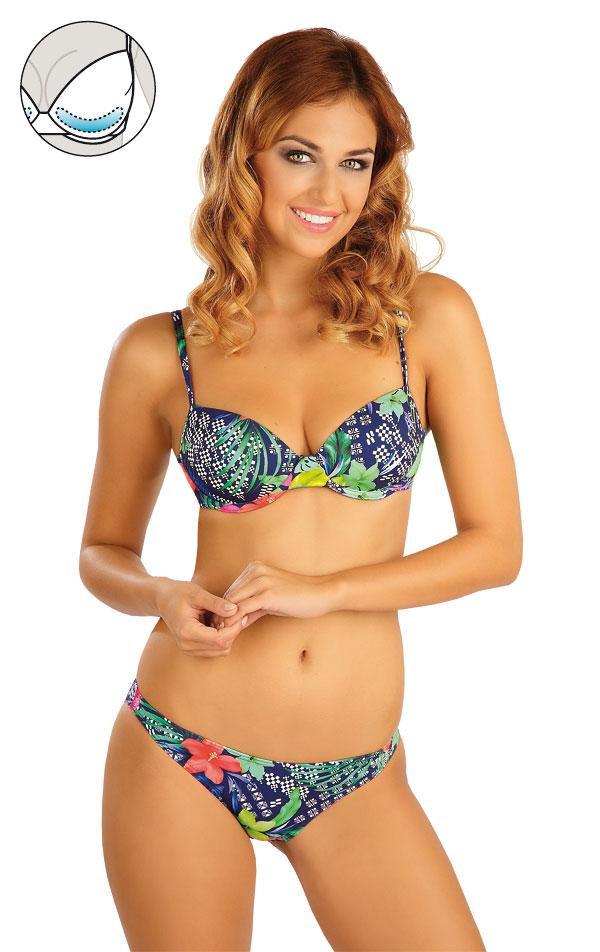 Bikini Oberteil mit Push Up Cups. 52114   Badeanzüge LITEX