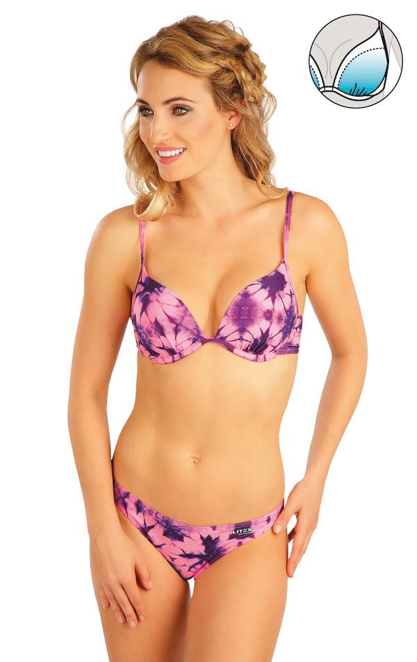 Bikini Oberteil mit Push Up Cups. 52251 | Badeanzüge LITEX