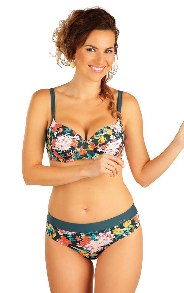 Bikini Oberteil mit Tiefen Cups. 52275 | Badeanzüge LITEX