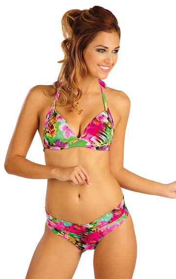 Bikini Oberteil mit Cups.