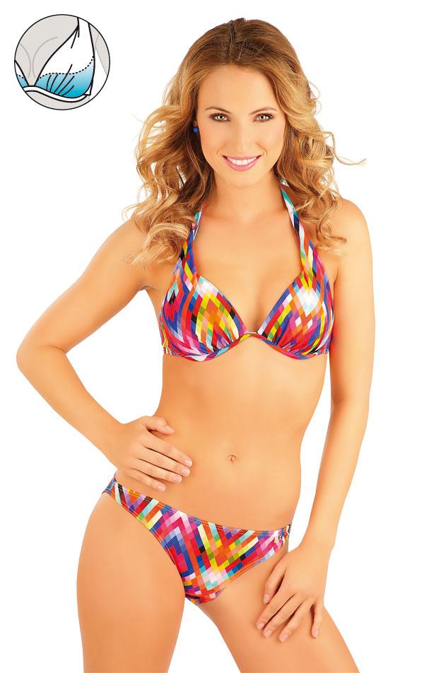 Bikini Oberteil mit Push Up Cups. 52358 | Badeanzüge LITEX