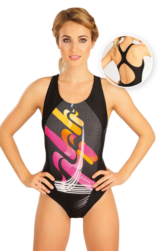 Sport Badeanzug. 52498 | Badeanzüge LITEX