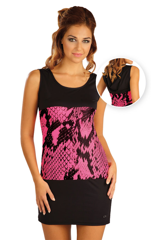 Damen Kleid ohne Ärmel. 52540 | LITEX.DE