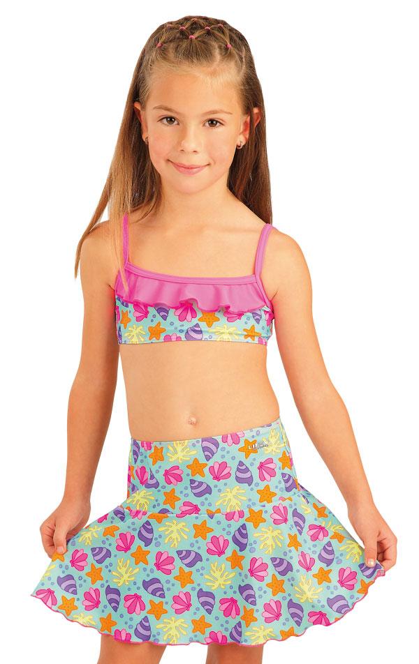 Mädchen Badetop. 52566 | Kinder Badeanzüge LITEX
