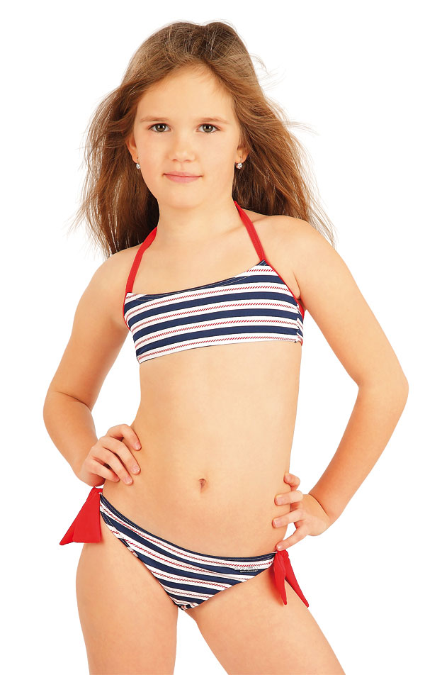 Mädchen Bikinihose, Hüfthose. 52582 | Kinder Badeanzüge LITEX