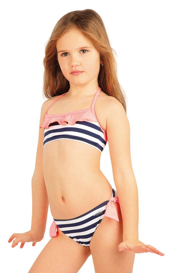 Mädchen Badetop. 52589 | Kinderbadeanzüge LITEX