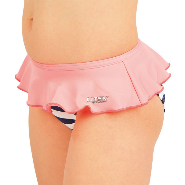 Mädchen Bikinihose, Hüfthose. 52593 | Kinderbadeanzüge LITEX