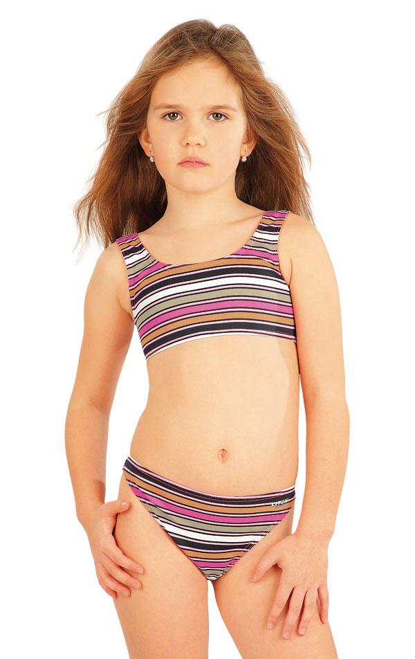Mädchen Badetop. 52605 | Kinder Badeanzüge LITEX