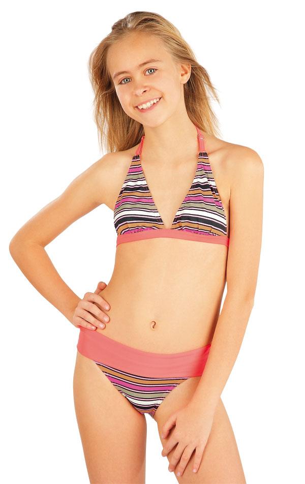 Mädchen Bikinihose, Hüfthose. 52608   Kinderbadeanzüge LITEX