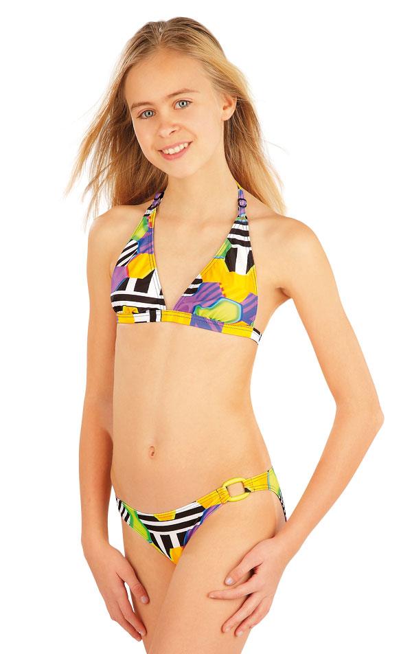 Mädchen Bikini Oberteil. 52615 | Kinder Badeanzüge LITEX