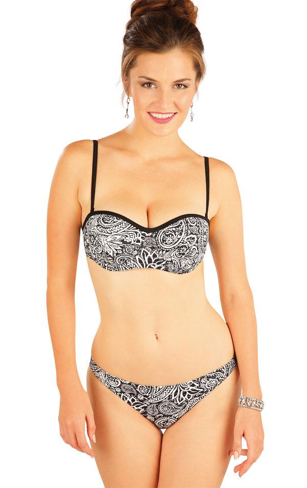 Bikini Oberteil BANDEAU mit Cups. 57055 | Bikinis LITEX