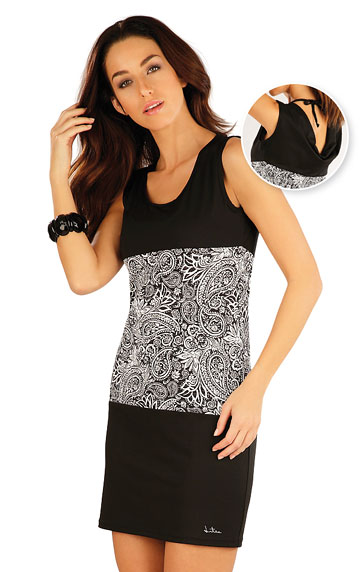 Strandmode > Damen Kleid ohne Ärmel. 57058