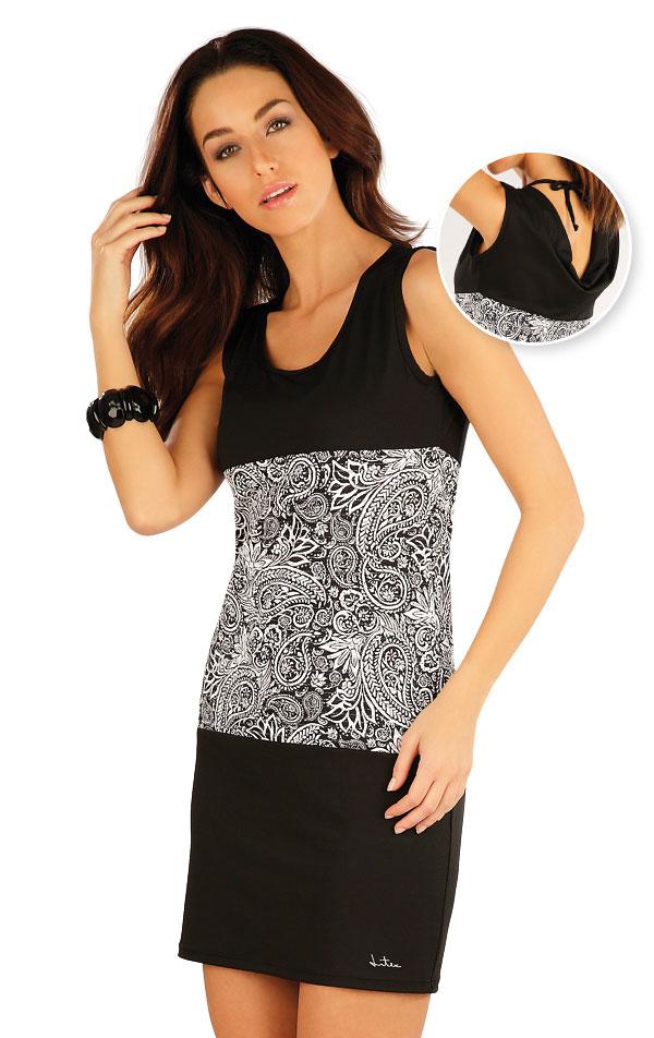 Damen Kleid ohne Ärmel. 57058 | Strandmode LITEX