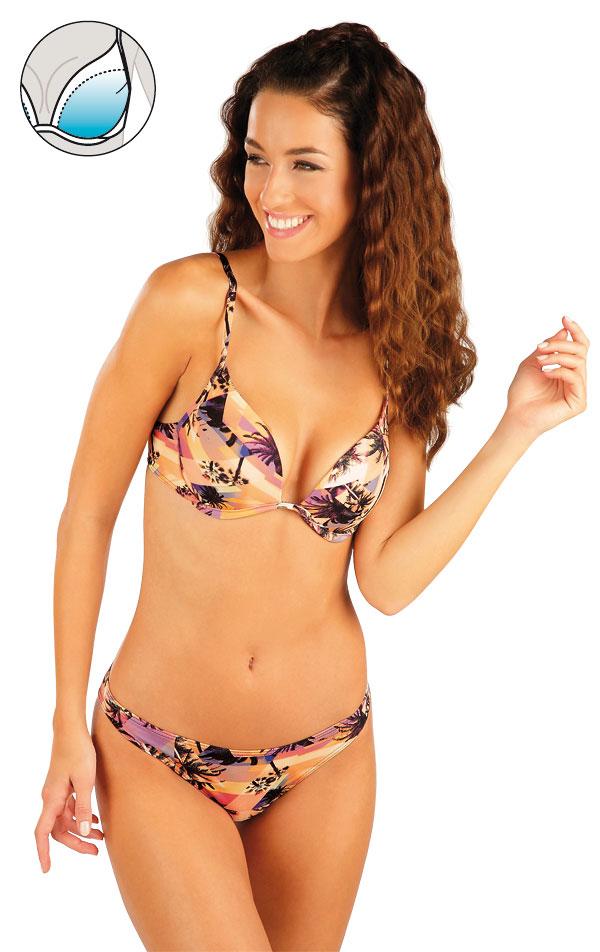 Bikini Oberteil mit Push Up Cups. 57062 | Bikinis LITEX