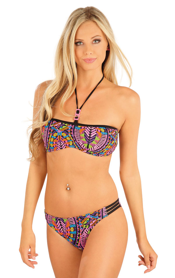 BH - BANDEAU. 57092   Bikinis LITEX