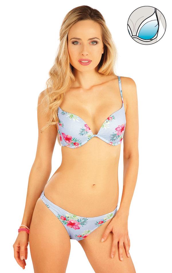 Bikini Oberteil mit Push Up Cups. 57145 | Bikinis LITEX