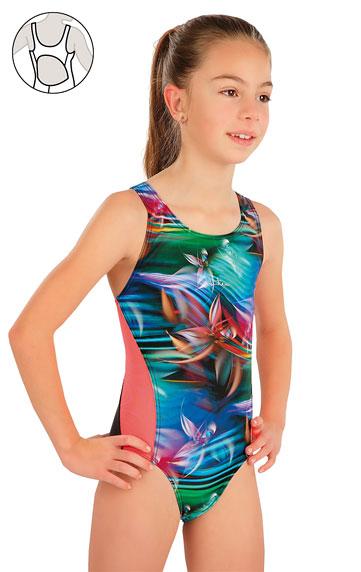Kinderbadeanzüge > Mädchen Sport Badeanzug. 57588