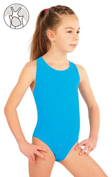 Mädchen Sport Badeanzug.