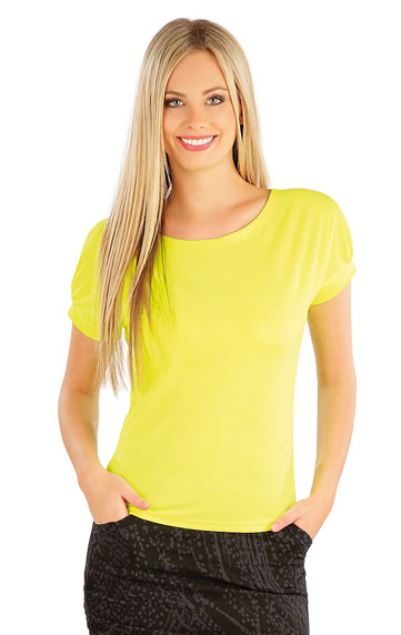 Damen T-Shirt, kurzarm.