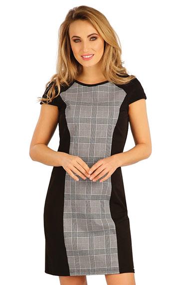 Kleider, Röcke, Tuniken > Damen Kleid kurzarm. 5A002