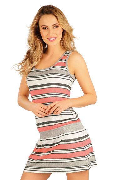 Kleider, Röcke, Tuniken > Damen Kleid ohne Ärmel. 5A010