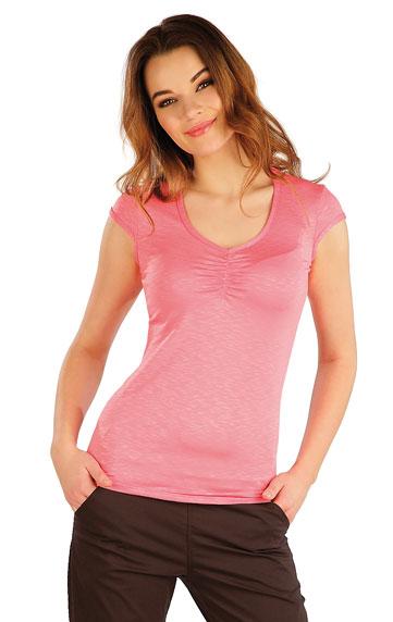 T-Shirts, Tops, Blusen > Damen T-Shirt, kurzarm. 5A021
