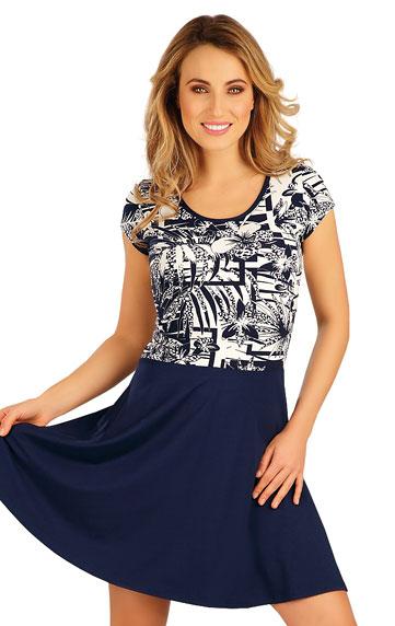 Kleider, Röcke, Tuniken > Damen Kleid kurzarm. 5A028