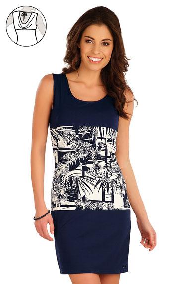 Kleider, Röcke, Tuniken > Damen Kleid ohne Ärmel. 5A029