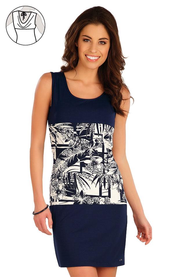 Damen Kleid ohne Ärmel. 5A029 | LITEX.DE