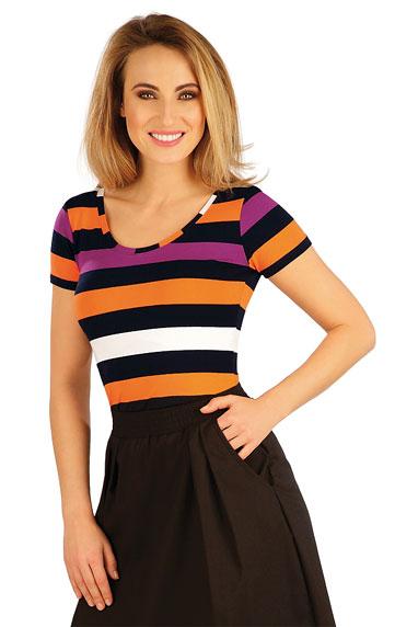 T-Shirts, Tops, Blusen > Damen T-Shirt, kurzarm. 5A033