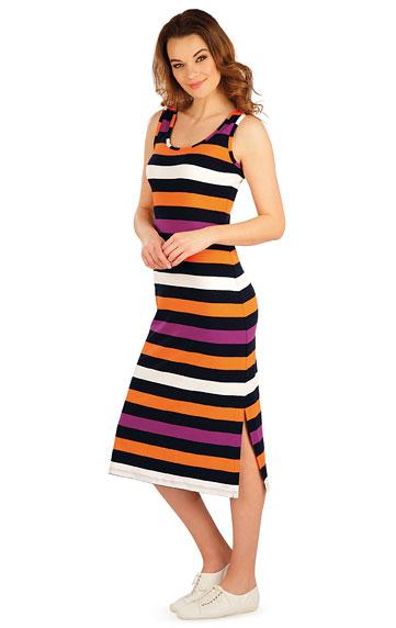 Kleider, Röcke, Tuniken > Damen lang Kleid ohne Ärmel. 5A035