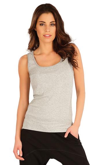 T-Shirts, Tops, Blusen > Damen T-Shirt ohne Ärmel. 5A046