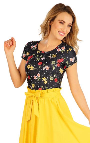 T-Shirts, Tops, Blusen > Damen T-Shirt, kurzarm. 5A052