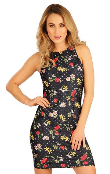 Kleider, Röcke, Tuniken > Damen Kleid ohne Ärmel. 5A054