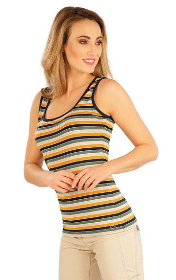 T-Shirts, Tops, Blusen > Damen T-Shirt ohne Ärmel. 5A060