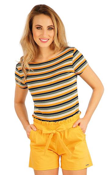 T-Shirts, Tops, Blusen > Damen T-Shirt, kurzarm. 5A061