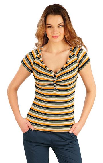 T-Shirts, Tops, Blusen > Damen T-Shirt, kurzarm. 5A063