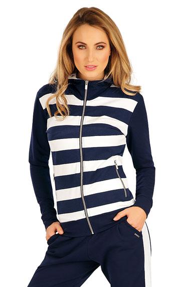 Jacken, Westen, Mäntel > Damen Sweatshirt mit Kapuzen. 5A095