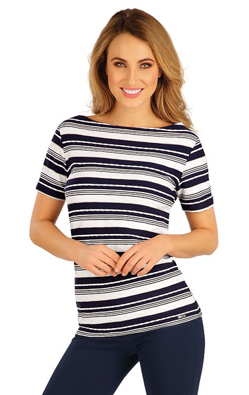 T-Shirts, Tops, Blusen > Damen T-Shirt, kurzarm. 5A117