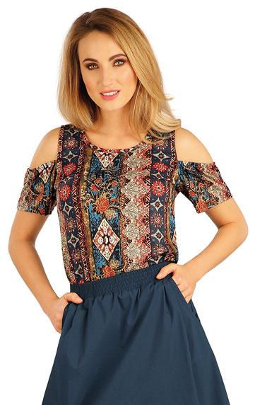 T-Shirts, Tops, Blusen > Damen T-Shirt, kurzarm. 5A131