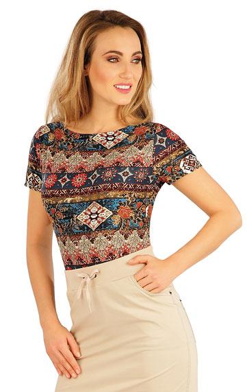 T-Shirts, Tops, Blusen > Damen T-Shirt, kurzarm. 5A133