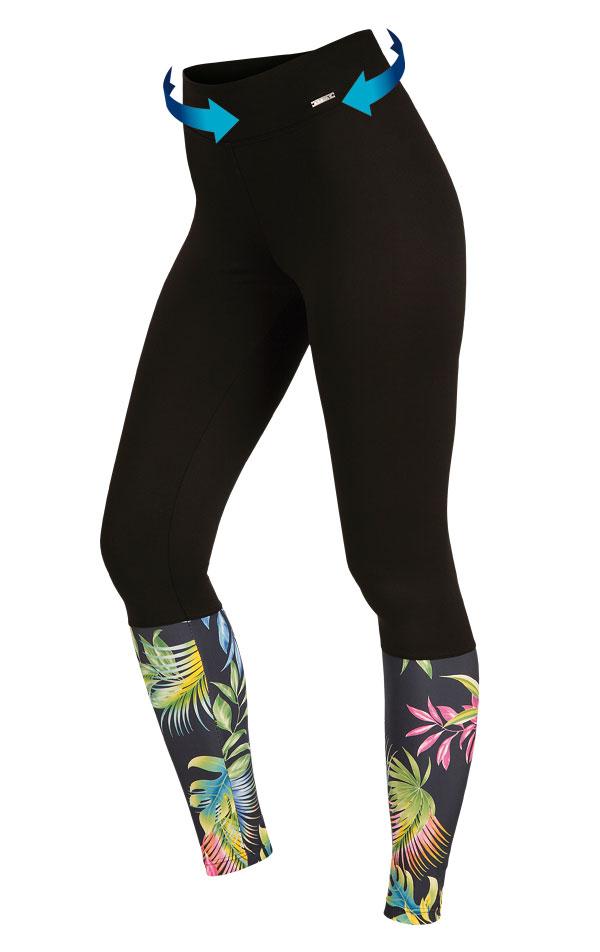 Damen Leggings, lang. 5A190 | Lange Leggings LITEX