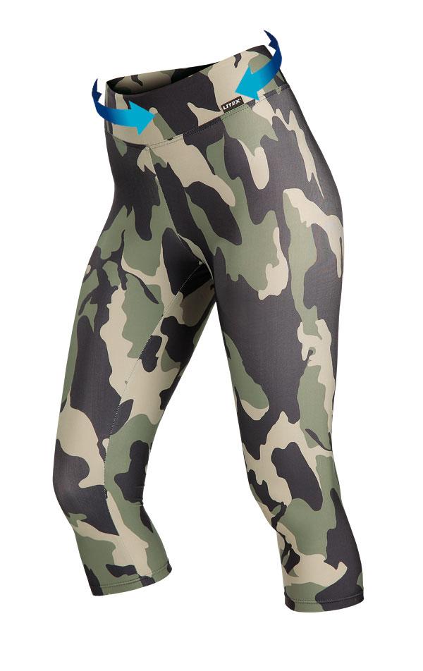 Damen 3/4 Leggings. 5A209 | 3/4 Leggings, 7/8 Leggings LITEX
