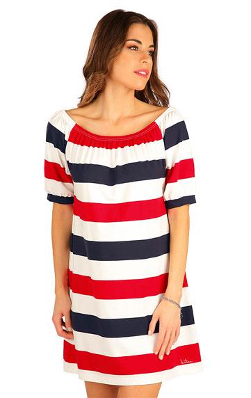 Kleider, Röcke, Tuniken > Damen Kleid kurzarm. 5B011