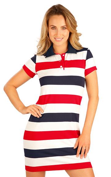 Kleider, Röcke, Tuniken > Damen Kleid kurzarm. 5B012
