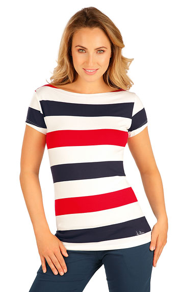 T-Shirts, Tops, Blusen > Damen T-Shirt, kurzarm. 5B015